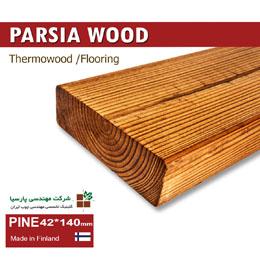 PINE 42 140 ترمووود چوب های مناسب لوور