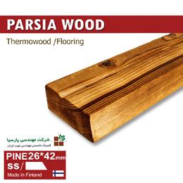 PINE 42 26 SS ترمووود چوب های مناسب لوور