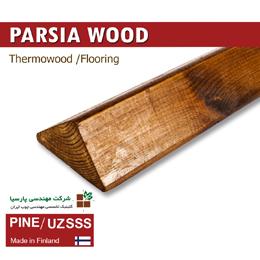 PINE SSS uz ترمووود چوب های مناسب لوور