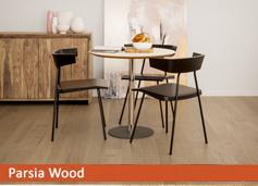 oak harmony 1s کف مهندسی شده پارکت ترموود پارکت چوبی مهندسی شده (Engineer flooring)