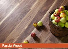 walnut classic کف مهندسی شده پارکت ترموود پارکت چوبی مهندسی شده (Engineer flooring)