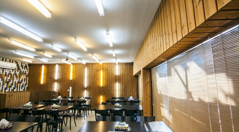 دکوراسیون داخلی چوبی طباطبایی