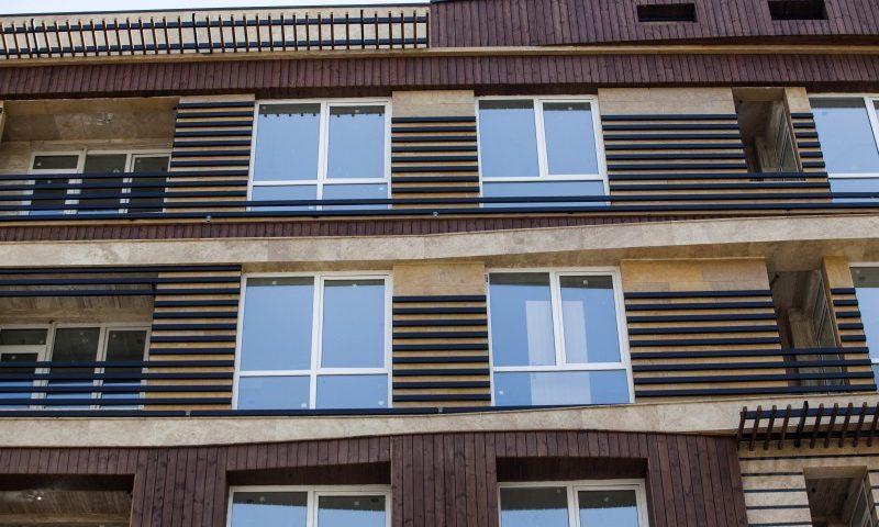 حمیدی نمای ساختمان