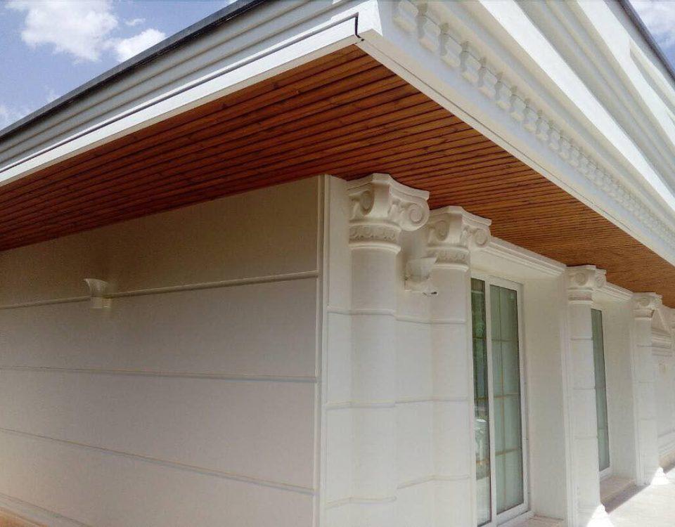 سایبان چوبی