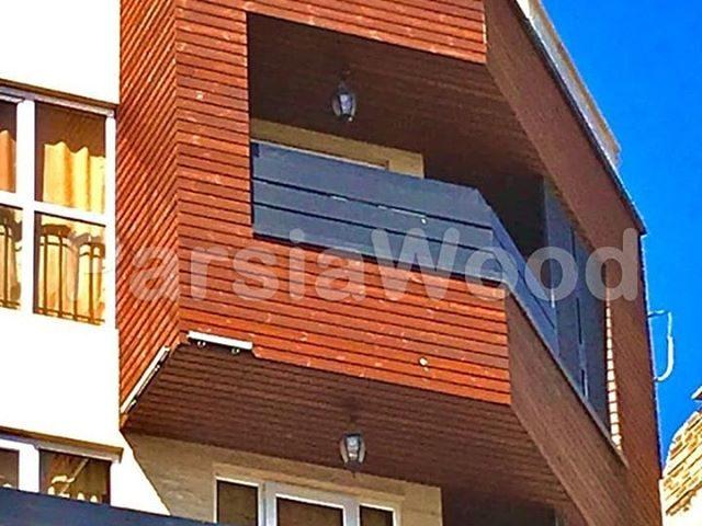 پروژه-نمای-چوبی-ساختمان-در-بلوار-ارم-کرج-نمای-چوبی-پنجره