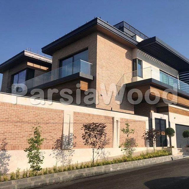 نمای-چوبی-ساختمان-اجرا-شده-در-لواسان-ساختمان-اجری